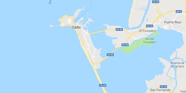 Servicio en toda Cádiz